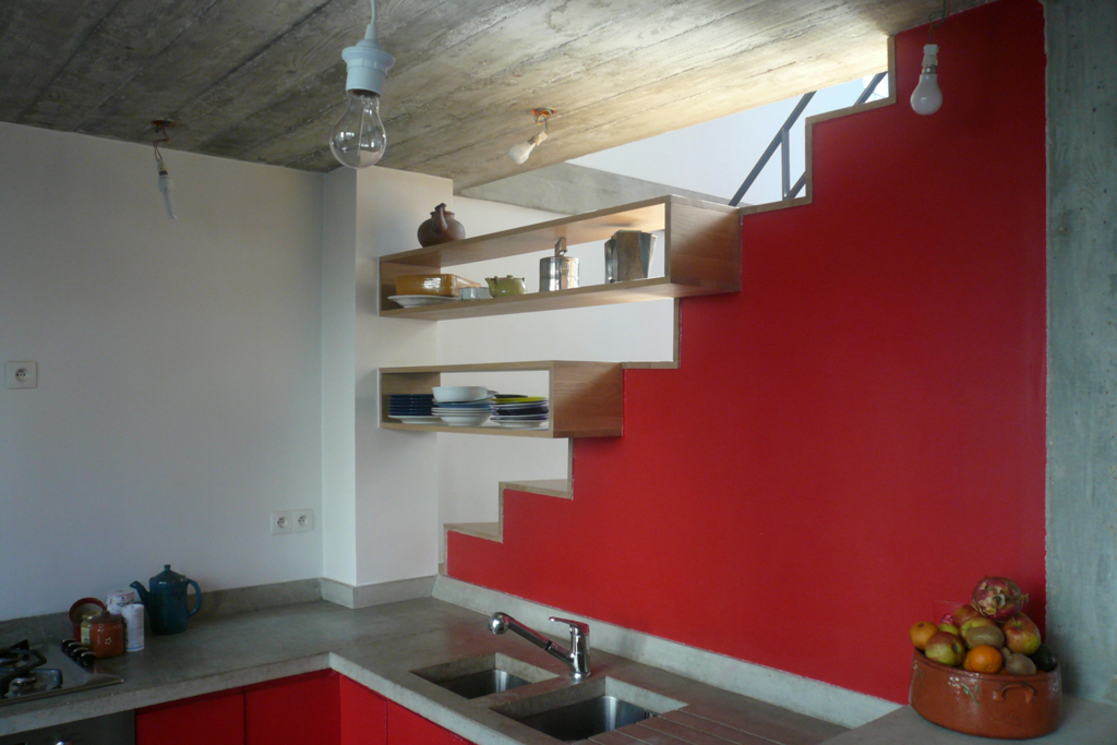 cuisine & étagère 1024