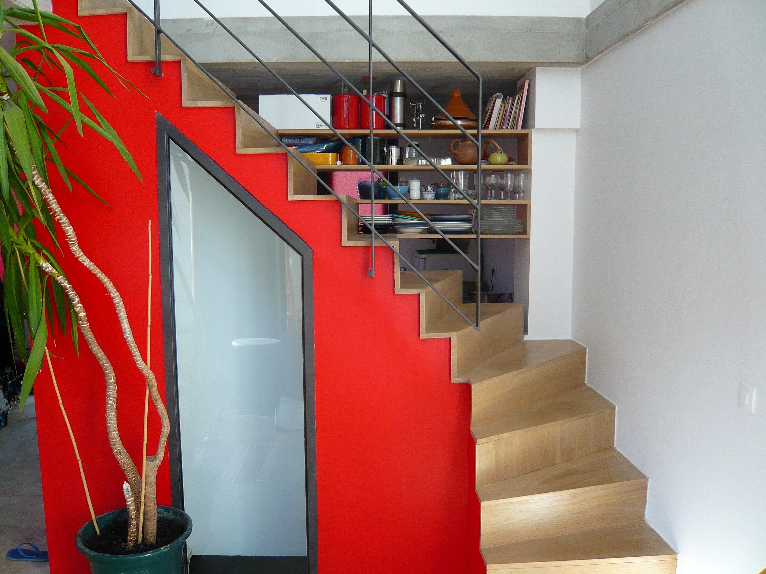 cuisine + escalier Montreuil1024